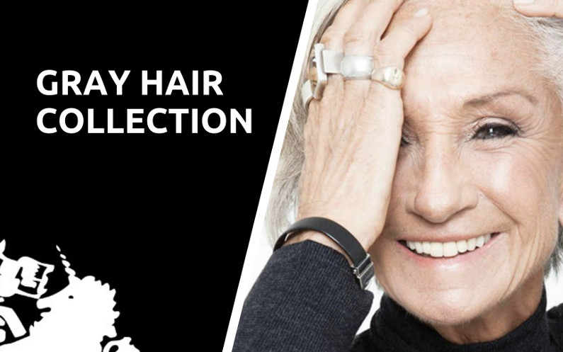 GRAY HAIR COLLECTION